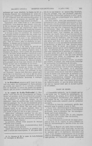 Tome 8 : Du 5 mai 1789 au 15 septembre 1789 - page 195