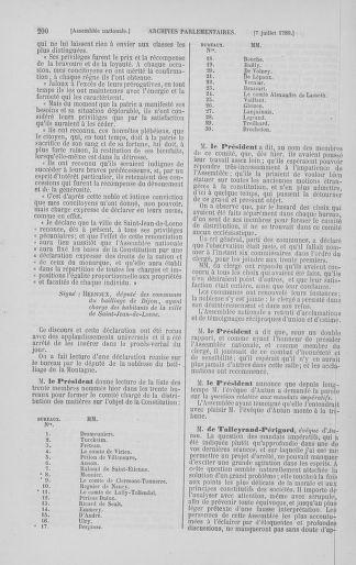 Tome 8 : Du 5 mai 1789 au 15 septembre 1789 - page 200