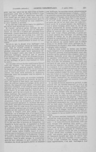 Tome 8 : Du 5 mai 1789 au 15 septembre 1789 - page 201