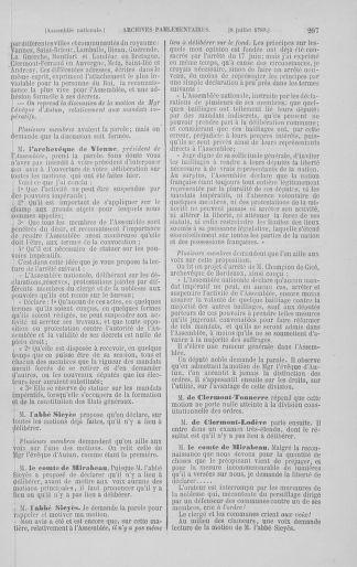 Tome 8 : Du 5 mai 1789 au 15 septembre 1789 - page 207