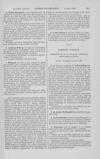 Tome 8 : Du 5 mai 1789 au 15 septembre 1789 - page 211