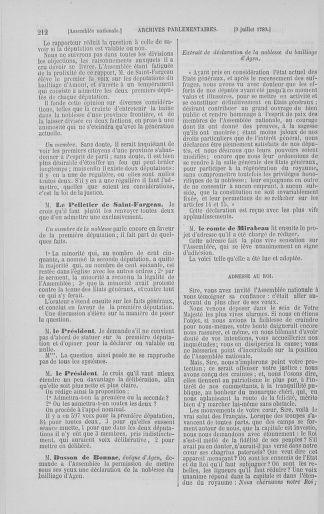 Tome 8 : Du 5 mai 1789 au 15 septembre 1789 - page 212