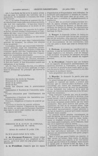 Tome 8 : Du 5 mai 1789 au 15 septembre 1789 - page 217