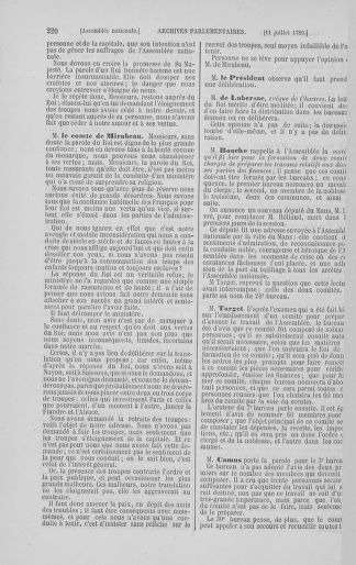 Tome 8 : Du 5 mai 1789 au 15 septembre 1789 - page 220