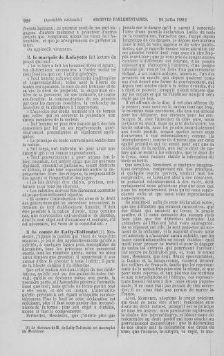 Tome 8 : Du 5 mai 1789 au 15 septembre 1789 - page 222