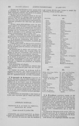 Tome 8 : Du 5 mai 1789 au 15 septembre 1789 - page 230