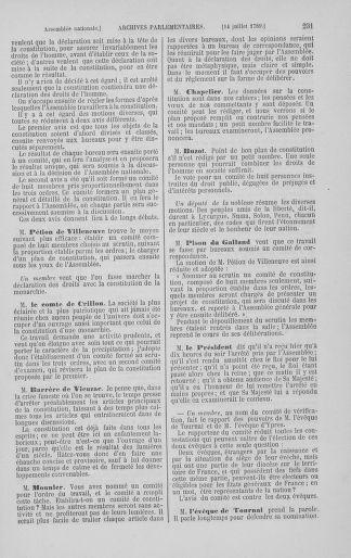 Tome 8 : Du 5 mai 1789 au 15 septembre 1789 - page 231