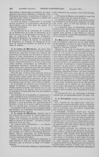 Tome 8 : Du 5 mai 1789 au 15 septembre 1789 - page 236