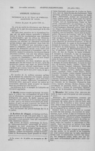 Tome 8 : Du 5 mai 1789 au 15 septembre 1789 - page 238