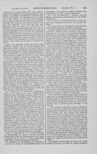 Tome 8 : Du 5 mai 1789 au 15 septembre 1789 - page 239
