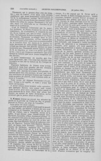 Tome 8 : Du 5 mai 1789 au 15 septembre 1789 - page 250