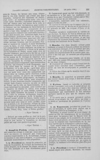 Tome 8 : Du 5 mai 1789 au 15 septembre 1789 - page 251