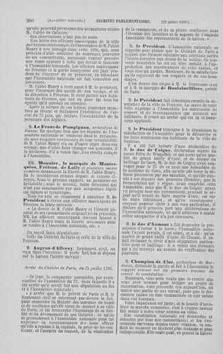 Tome 8 : Du 5 mai 1789 au 15 septembre 1789 - page 280