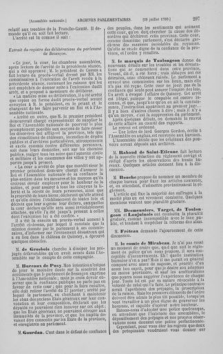 Tome 8 : Du 5 mai 1789 au 15 septembre 1789 - page 297