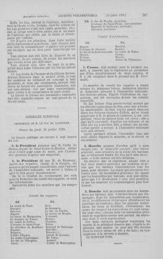 Tome 8 : Du 5 mai 1789 au 15 septembre 1789 - page 307