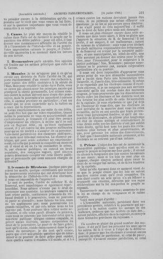Tome 8 : Du 5 mai 1789 au 15 septembre 1789 - page 311