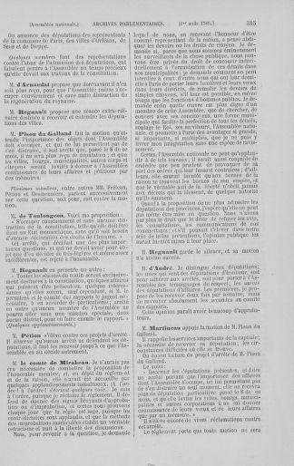 Tome 8 : Du 5 mai 1789 au 15 septembre 1789 - page 315