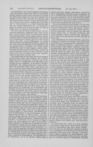 Tome 8 : Du 5 mai 1789 au 15 septembre 1789 - page 324
