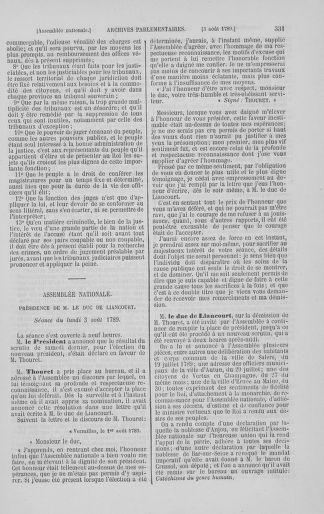 Tome 8 : Du 5 mai 1789 au 15 septembre 1789 - page 331