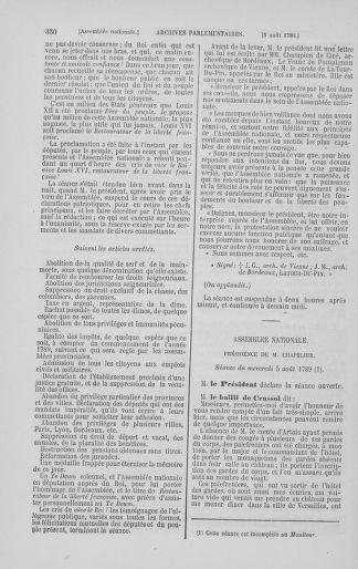 Tome 8 : Du 5 mai 1789 au 15 septembre 1789 - page 350