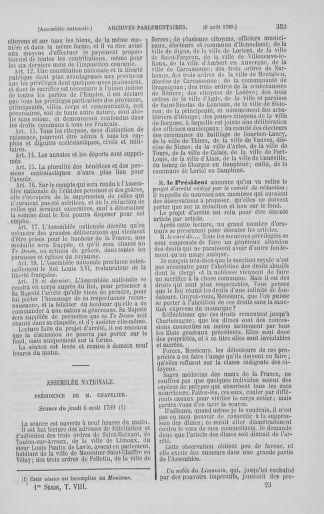 Tome 8 : Du 5 mai 1789 au 15 septembre 1789 - page 353