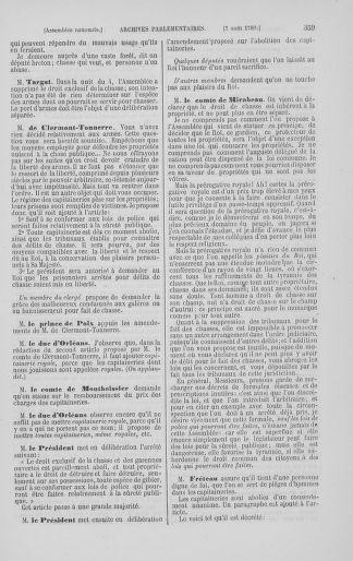 Tome 8 : Du 5 mai 1789 au 15 septembre 1789 - page 359