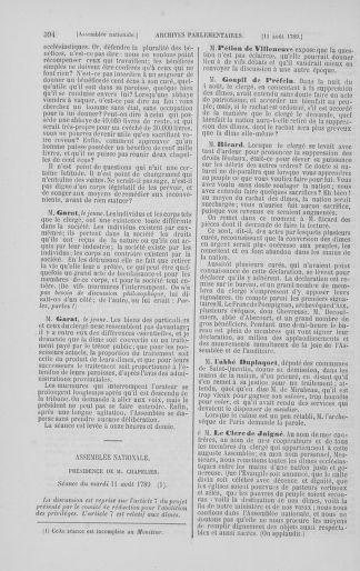 Tome 8 : Du 5 mai 1789 au 15 septembre 1789 - page 394