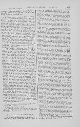Tome 8 : Du 5 mai 1789 au 15 septembre 1789 - page 397