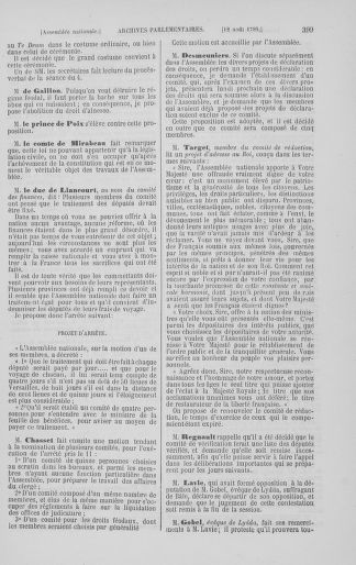 Tome 8 : Du 5 mai 1789 au 15 septembre 1789 - page 399