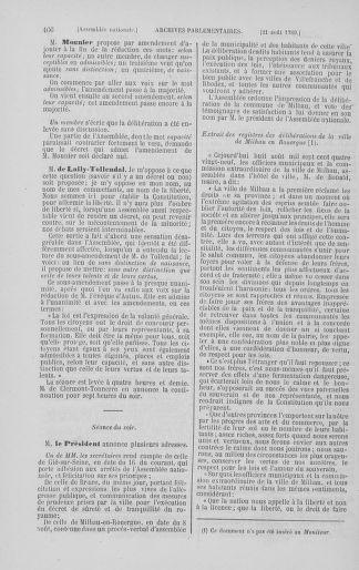 Tome 8 : Du 5 mai 1789 au 15 septembre 1789 - page 466