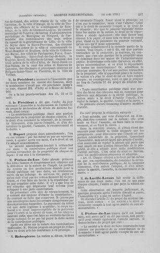 Tome 8 : Du 5 mai 1789 au 15 septembre 1789 - page 487