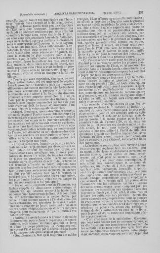 Tome 8 : Du 5 mai 1789 au 15 septembre 1789 - page 491