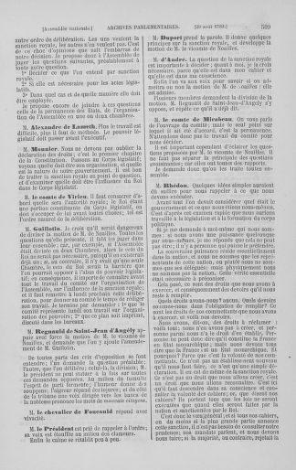 Tome 8 : Du 5 mai 1789 au 15 septembre 1789 - page 509
