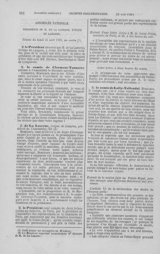 Tome 8 : Du 5 mai 1789 au 15 septembre 1789 - page 512