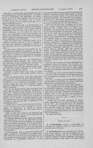 Tome 8 : Du 5 mai 1789 au 15 septembre 1789 - page 553