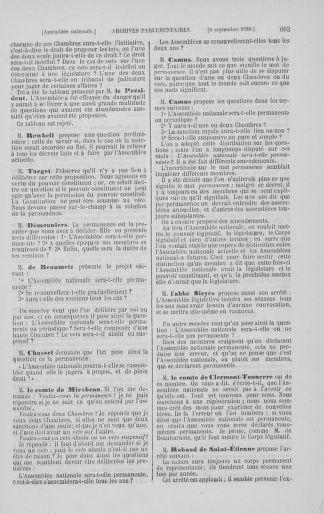 Tome 8 : Du 5 mai 1789 au 15 septembre 1789 - page 603