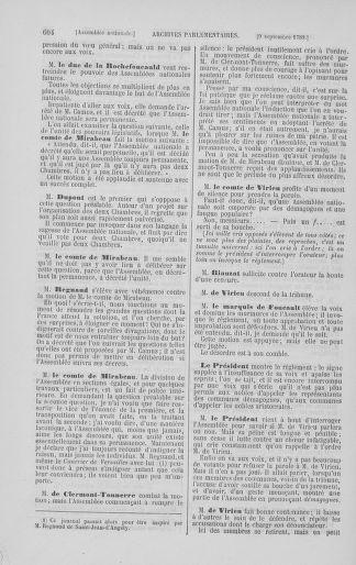 Tome 8 : Du 5 mai 1789 au 15 septembre 1789 - page 604