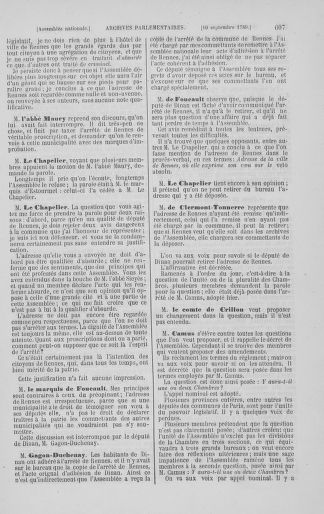 Tome 8 : Du 5 mai 1789 au 15 septembre 1789 - page 607