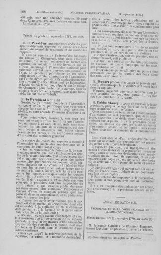 Tome 8 : Du 5 mai 1789 au 15 septembre 1789 - page 608
