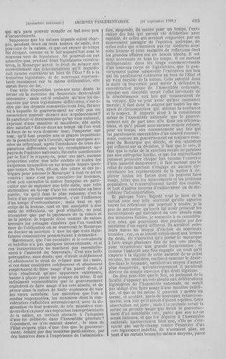 Tome 8 : Du 5 mai 1789 au 15 septembre 1789 - page 613