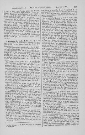 Tome 8 : Du 5 mai 1789 au 15 septembre 1789 - page 637