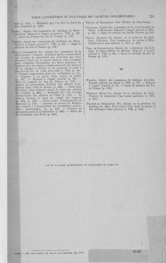 Tome 8 : Du 5 mai 1789 au 15 septembre 1789 - page 731