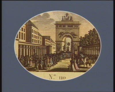 N.o 110 10 aout 1793. 25 thermidor an 1.r Fete de la Fédération... : [estampe]
