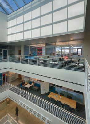 Shriram Center Building 4