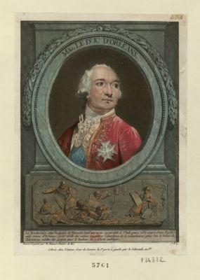 Mgr. le duc d'Orléans [estampe]