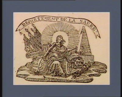 Département de la Sarre [estampe]