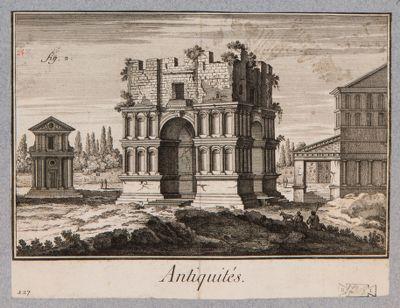 Velabro e Arco di Giano