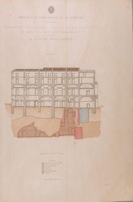 Campidoglio, Palazzo Caffarelli e ambasciata