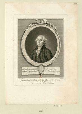 Marin G.el <em>L</em>. Fr. Perier ancien notaire à Paris deputé du baill. de Chateauneuf en Thimerais : [estampe]