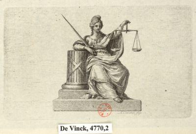 [La  Justice républicaine] [estampe]